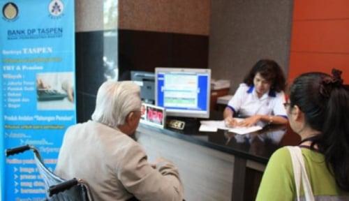 Foto Taspen-BPD Bengkulu Sinergi Fasilitas Kredit Pensiun