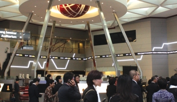 Foto BEI Nilai Minat Perusahaan Raih Pendanaan Tinggi