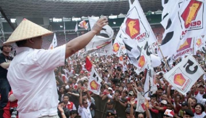 Polisi Stop Kasus Politik Uang Caleg Gerindra karena. . . - Warta Ekonomi