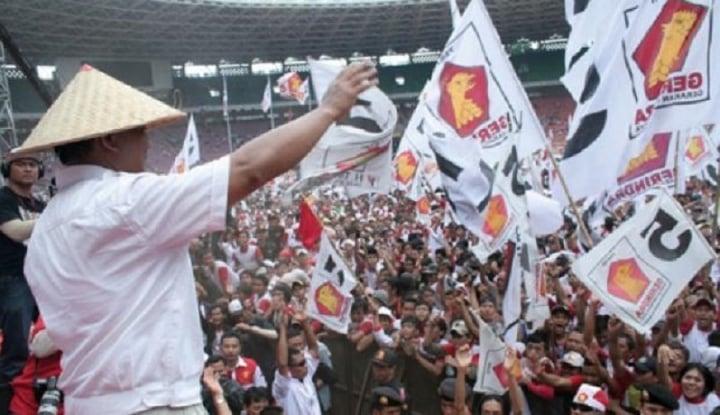 Apes... Apes... Orang Pro Jokowi Lagi Ngomongin Prabowo, Eh Malah Dijewer Gerindra