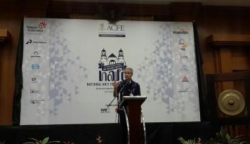 Foto ACFE IC Gelar Konferensi Anti-Fraud Skala Nasional