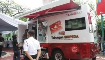 Foto Tak Ada Itikad Baik, Bank DKI Eksekusi Agunan PT Idee Murni Pratama