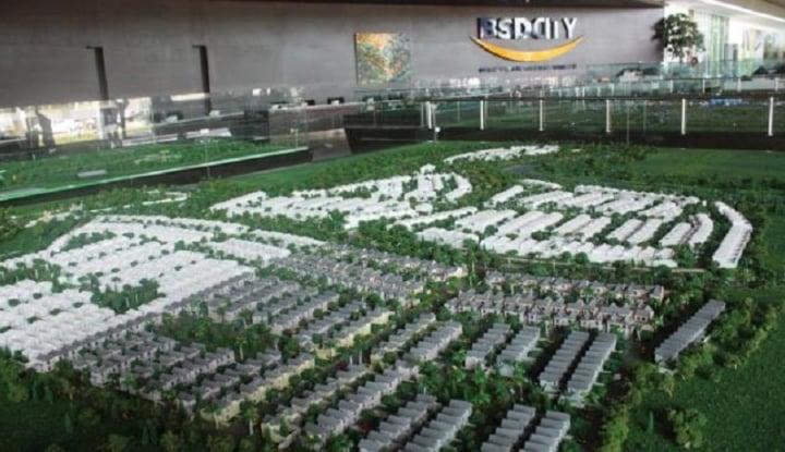 Foto Berita Tambah Saham di PLIN, BSDE Suntik Dana Rp197,62 Miliar