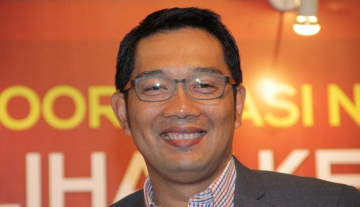 Foto Berita Bakal Cagub, Ridwan Kamil Memasuki Babak Baru dalam Hidupnya