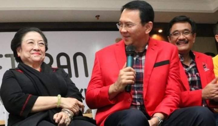 Foto Berita Ahok Tak Mungkin Balas Dendam