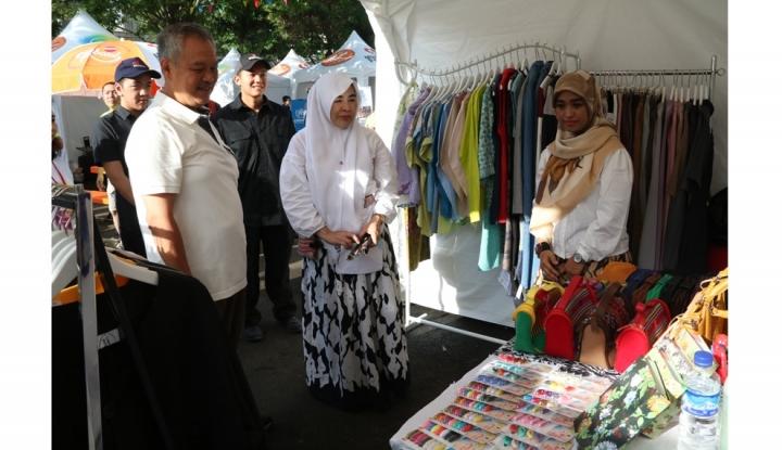 Foto Berita Artha Graha Peduli Gelar Pasar Akhir Pekan, CFD di SCBD