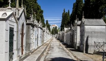 Foto Ini 10 Tempat Pemakaman Paling Terkenal di Dunia