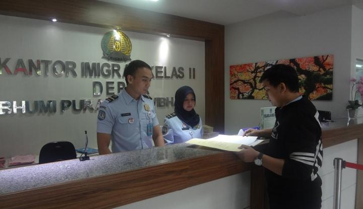 Foto Berita Salahgunakan Visa di Indonesia, Artis Korea Dideportasi