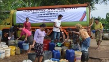 Foto BPBD: 14 Kecamatan di Gunung Kidul Alami Kekeringan