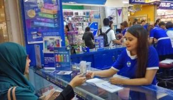 Foto XL Jateng Akui Pendapatan Operator Didominasi Tarif Telepon dan SMS