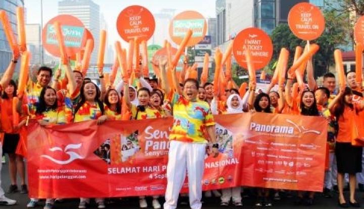 """Foto Berita Panorama Gelar """"Indonesia and Asia Pacific Outlook Toward 2020"""""""