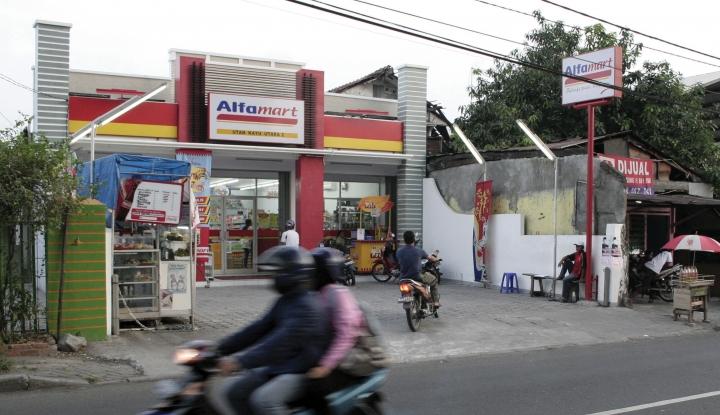 Alfamart Caplok Saham Startup Asal Singapura, Emiten Milik Taipan Djoko Susanto Rogoh Kocek Segini