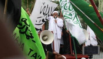 Foto Sitir Cukong Naga, Habib Rizieq: Inikah Penegakan Hukum Suka-Suka?