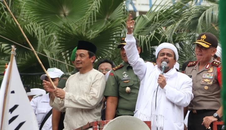 Foto Berita Kapitra 'Geram' Disebut Bukan Lagi Pengacara Habib Rizieq