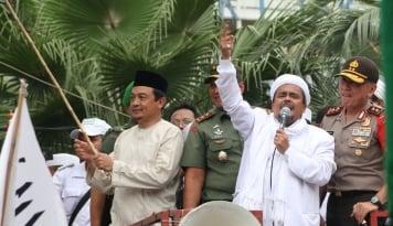 Foto Ikut Arahan Rizieq, PBB Setuju Gabung Koalisi Usung Prabowo