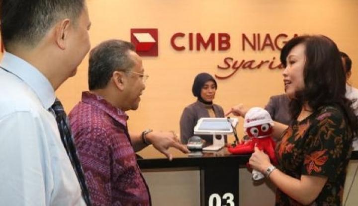 Per September 2019, KPR CIMB Niaga Melejit 12,6% - Warta Ekonomi