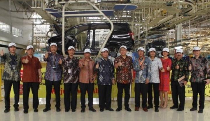 Fasilitas Smart Factory Ala Astra Daihatsu Motor - Warta Ekonomi
