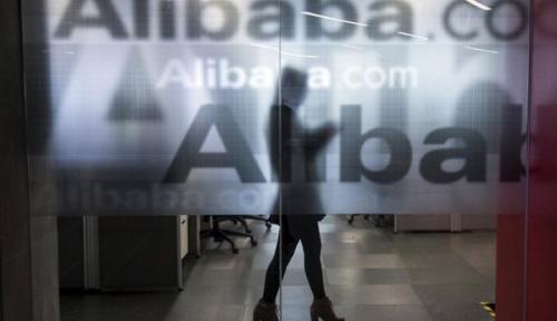 Foto Jos! Kinerja Dagang Hari Pertama Alibaba di Hong Kong Puaskan Bursa Lokal!