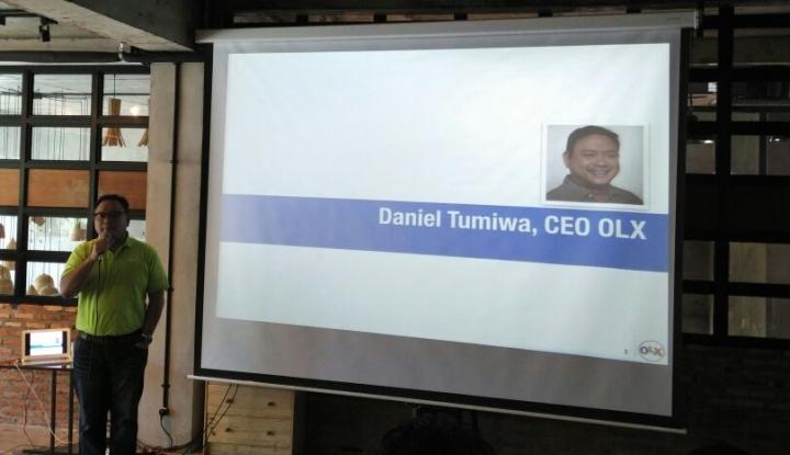 Foto Berita Mantan CEO OLX Daftar Calon Legislatif PSI