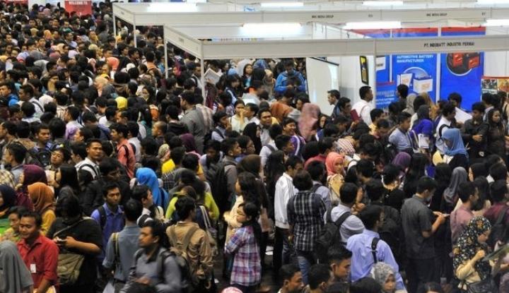 Masih ada 6,82 Juta Pengangguran di Indonesia, Prestasi Atau... - Warta Ekonomi