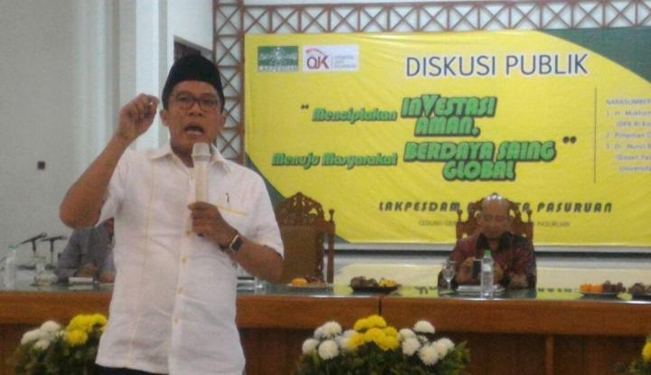 Foto Berita Isi Kegiatan Reses, Misbakhun Undang 300 Warga untuk Berobat Gratis