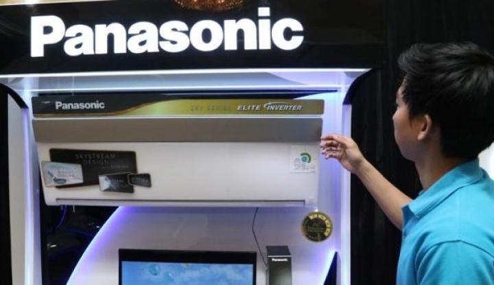 Foto Berita Terbebani Investasi Baterai Tesla, Laba Operasi Panasonic Turun 15% di Kuartal Kedua