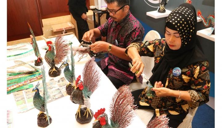 Foto Berita Produk UMKM Indonesia Masih Lemah di Kemasannya