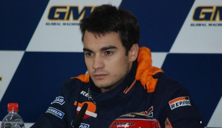 Foto Berita Pensiun Dari MotoGP, Pedrosa Hengkang ke KTM?