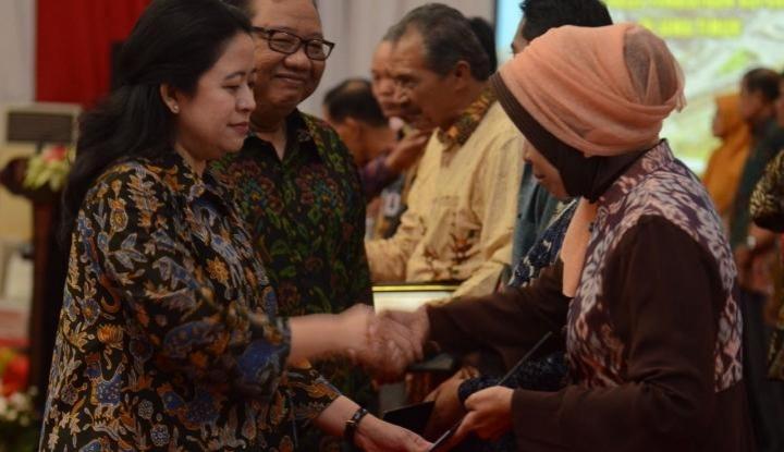 Foto Berita Menteri Puan Nilai Infrastruktur Jalan di Lampung Baik