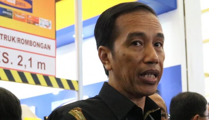 Foto Berita Jokowi Targetkan Pertumbuhan Ekonomi 5,4-6,1 Persen 2018