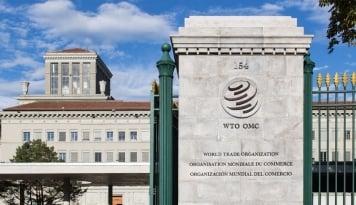 Foto Jepang, Uni Eropa, dan AS Sepakat Dorong Reformasi WTO