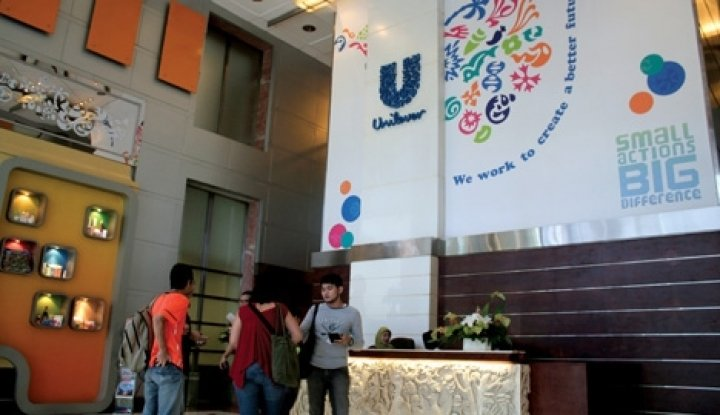 Ini Smart Factory Milik Unilever Oleochemical Indonesia - Warta Ekonomi