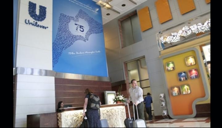 Foto Berita Unilever Anggarkan Capex Rp 1,6 Triliun Tahun Ini