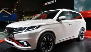 Foto IIMS 2017, Mitsubishi Berhasil Jual 1.429 Mobil