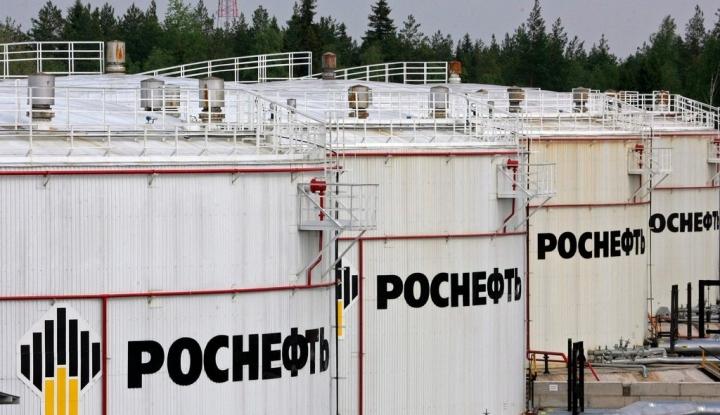 Rosneft Rusia-IOC Teken Kerja Sama, Pasok Minyak Mentah ke India - Warta Ekonomi