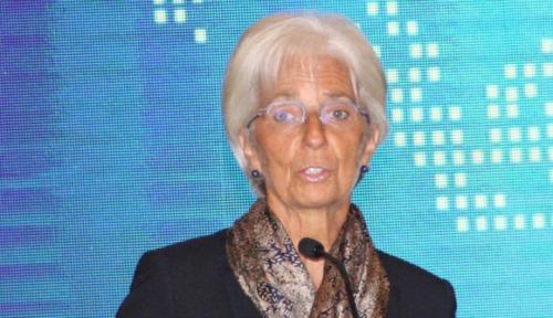 Foto Direktur IMF: Pertemuan Tahunan 2018, Jadikan Indonesia Pusat Atensi