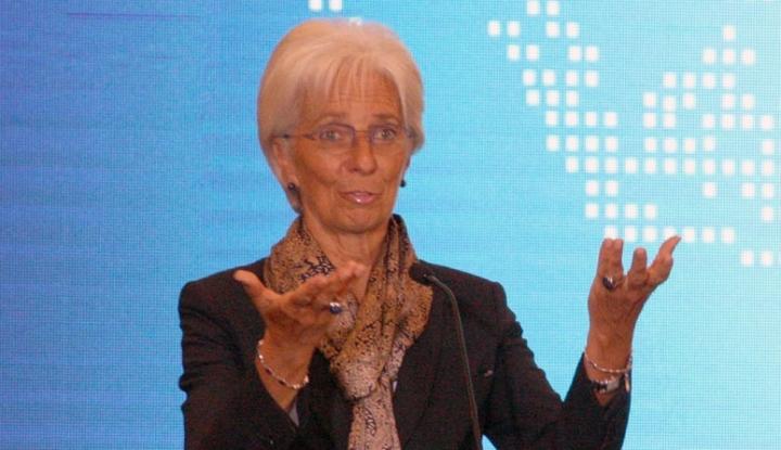 Foto Berita Ketua IMF: Awan di Atas Ekonomi Global Semakin Gelap