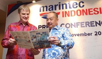 Foto Marintec Indonesia 2016, Harapan Di Tengah Lesunya Bisnis Kapal Niaga