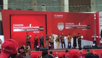 Foto Canon Photo Marathon 2016 Jadi Ajang Silaturahmi Pecinta Foto