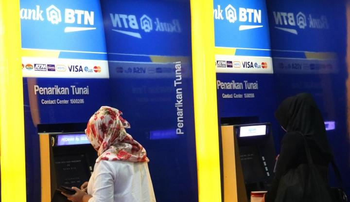 Kuartal I 2019, BTN Raup Laba Bersih Rp723 Miliar - Warta Ekonomi