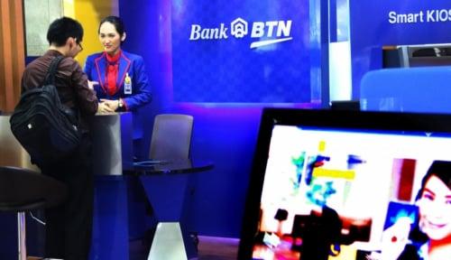 Foto Gali Lubang Buat Modal Pembiayaan Kredit, BTN Terbitkan Obligasi Rp3,14 Triliun Berbunga. . .