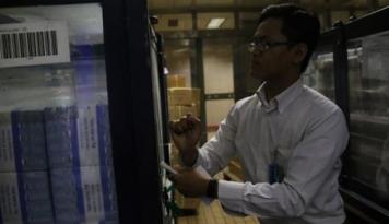 Foto 2017, Peruri Siap Cetak 12,9 Miliar Bilyet Uang Rupiah