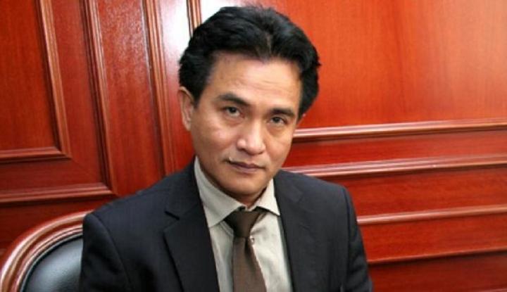 Foto Berita Partainya Tak Lolos Verifikasi Pemilu, Yusril Ancam Pidanakan Komisioner KPU