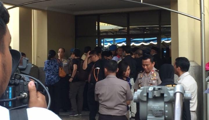 Foto Berita Polda Metro Panggil Pelapor Kaesang