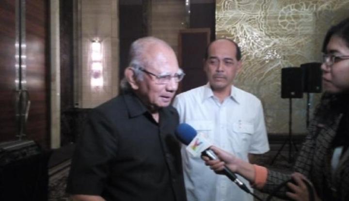 Emil Salim Minta Jokowi Fokuskan Peningkatan Kualitas SDM - Warta Ekonomi