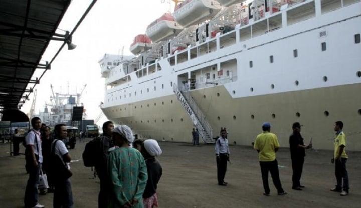 Foto Berita Pelni Tambah Satu Kapal Layani Pulau Seribu