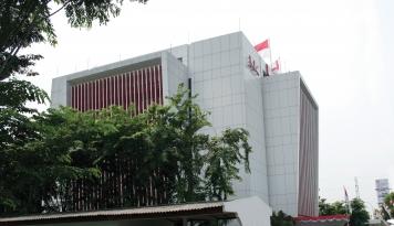 Foto Hutama Karya Tandatangani PPJT Ruas Tol Pekanbaru-Padang