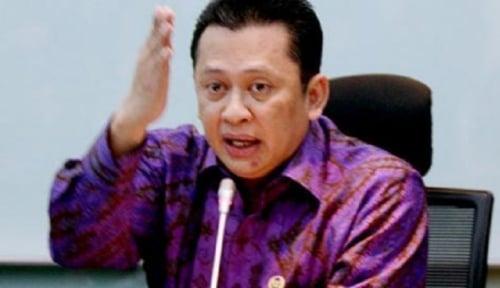 Foto Ini Nasihat Syafii Maarif Untuk Bambang Soesatyo