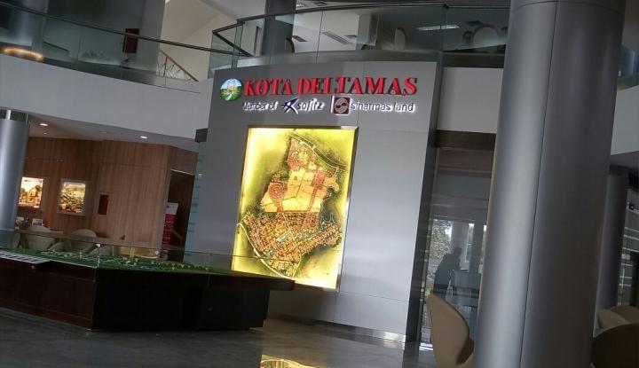 Foto Berita DMAS Optimistis Jual 60 Ha Lahan Industri
