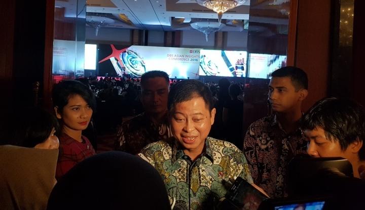 Foto Berita Jonan: Kerjasama Indonesia-Swedia Kembangkan Energi Terbarukan untuk Listrik